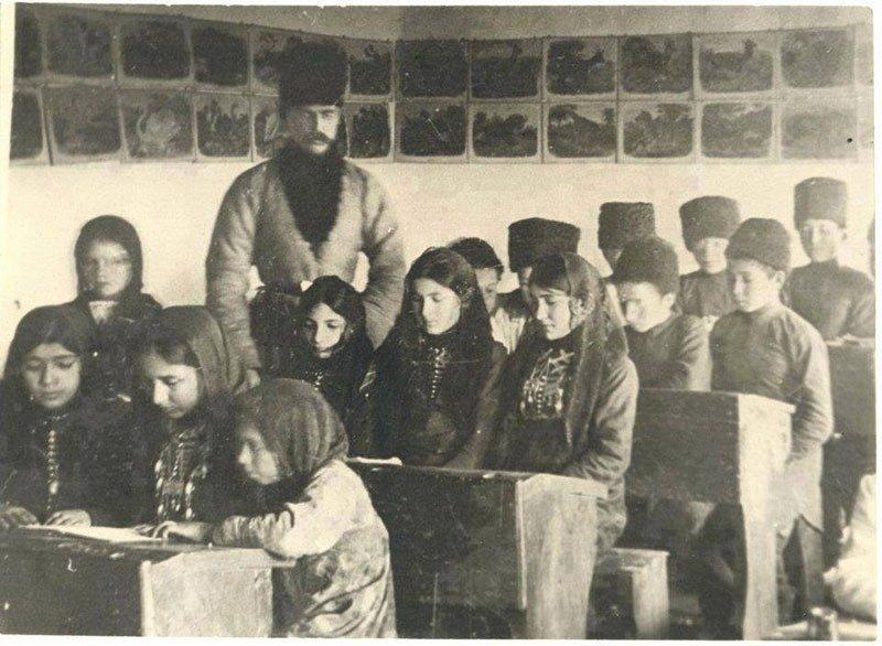 08. Circassian school
