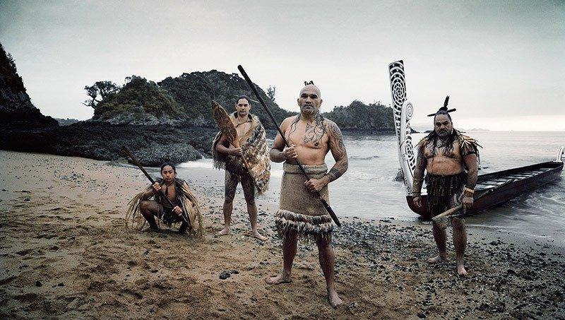 08. Maori