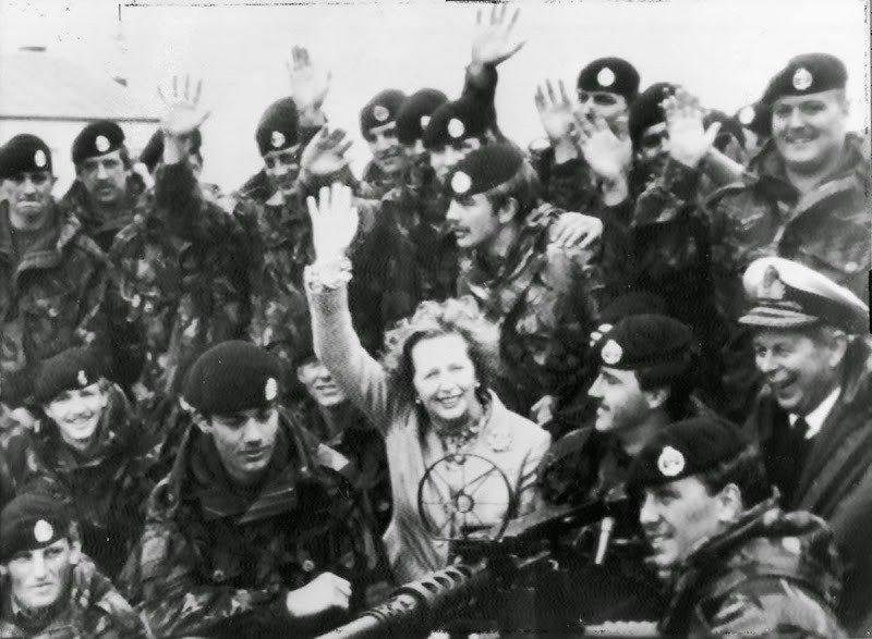 08. Margaret Thatcher