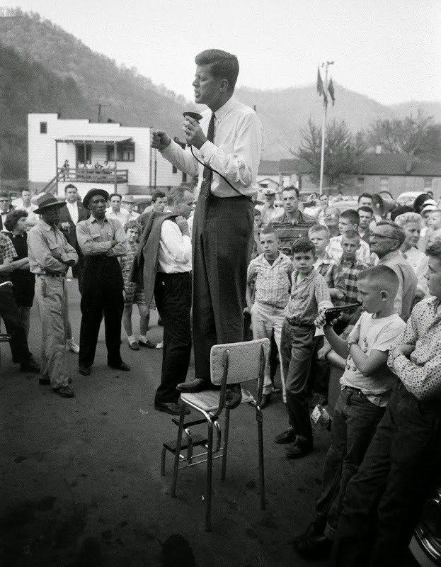 10. John F. Kennedy