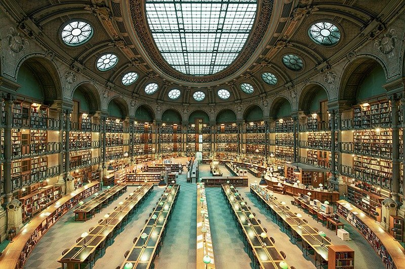 11. Bibliotheque Nationale
