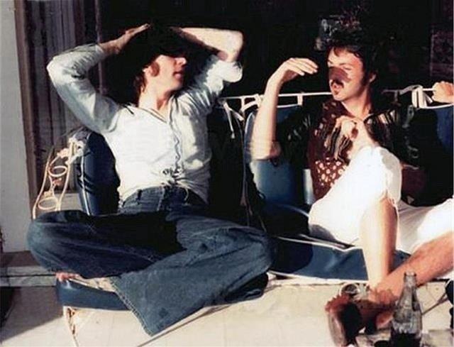 12. Lennon and McCartney