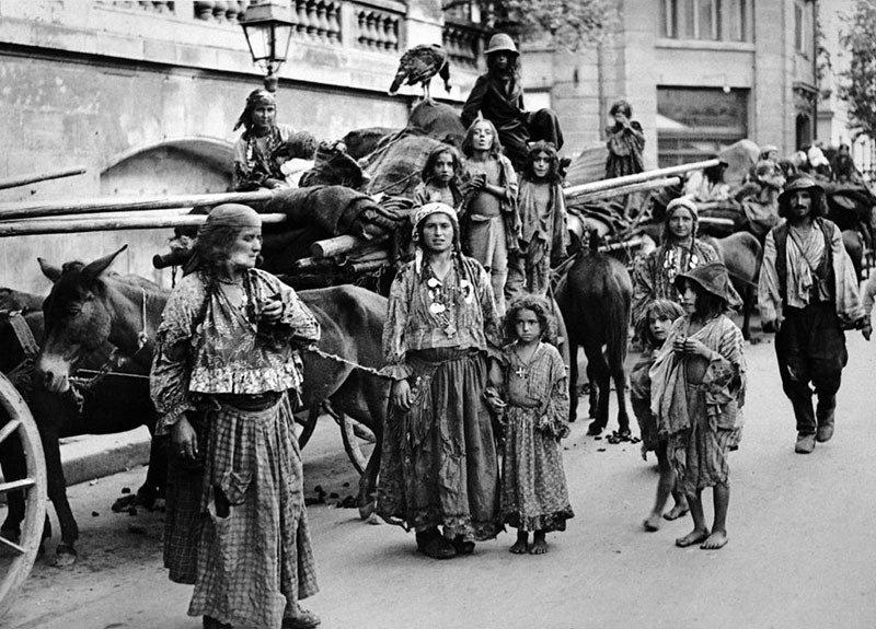 15. Romanian Gypsies