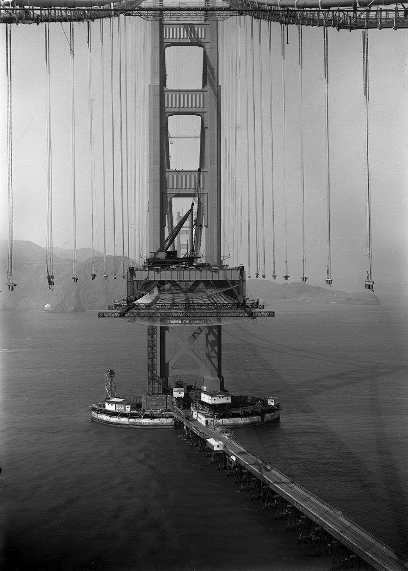 16. Building the Golden Gate