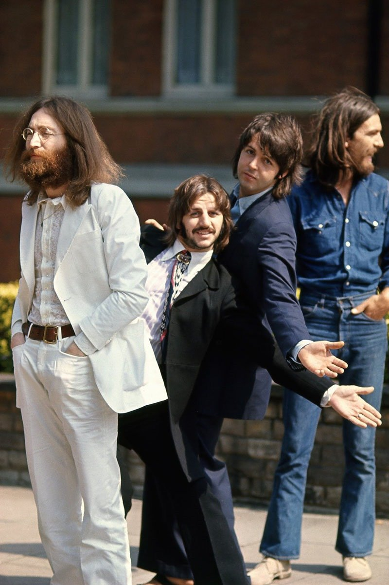 19. The Beatles