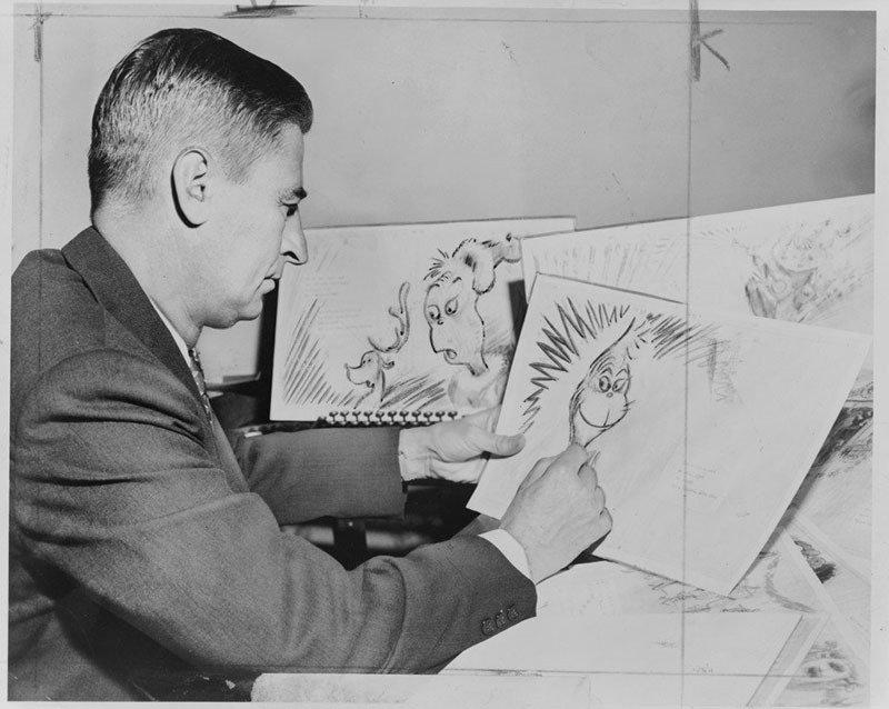 20. Dr Seuss