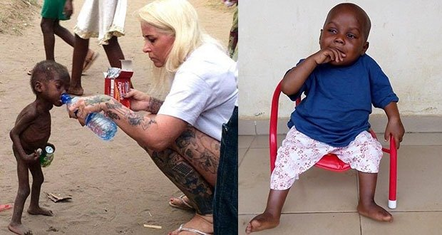 Nigerian Kid