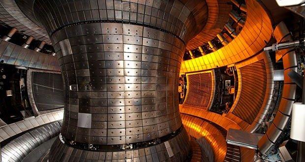 Tokamak-reactors