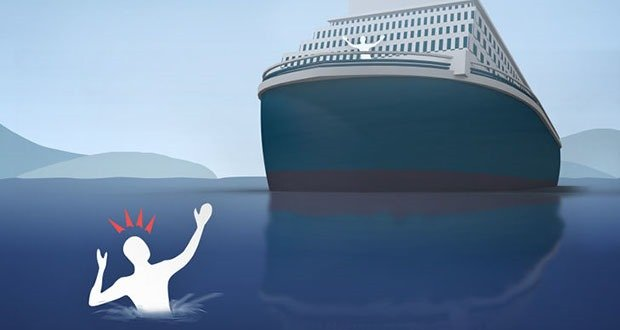 AskUs Why Its Almost Impossible To Rescue Someone Whos Fallen - Cruise ship drowning