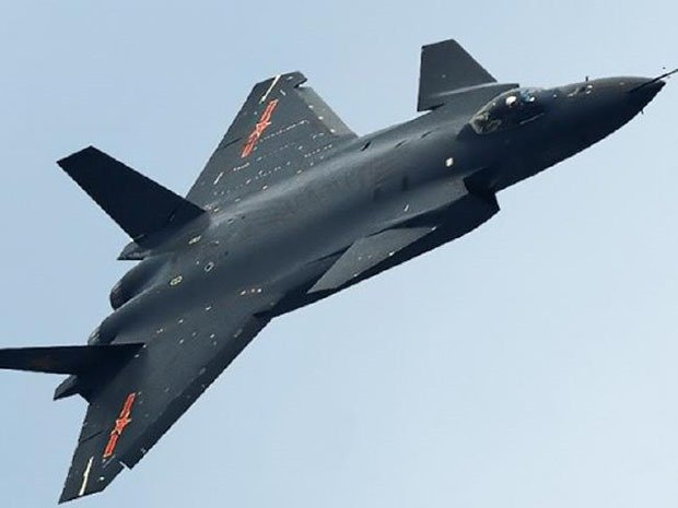 02. Chengdu J-20 (China)
