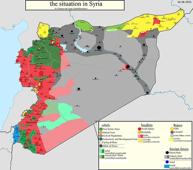 03. Syria is a patchwork of peoples