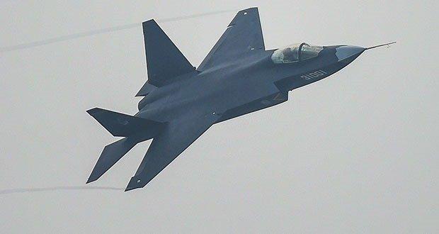 04. Shenyang J-31 (China)