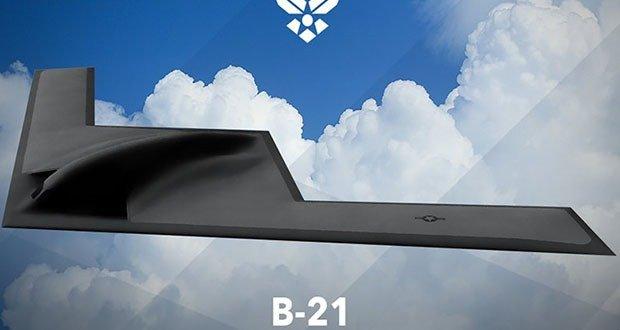 05. B-21 Bomber (USA)