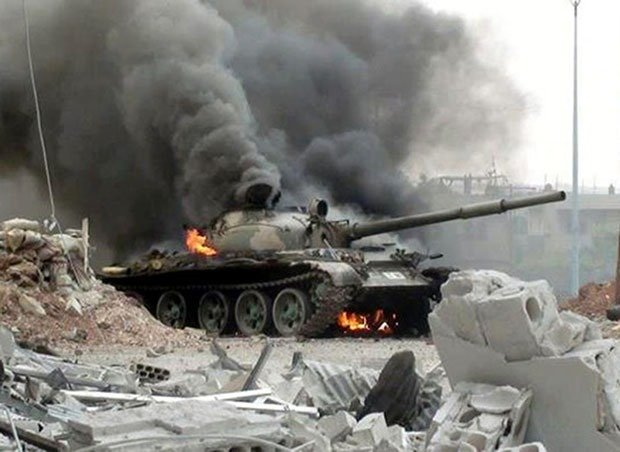 07. Deafeat after defeat- the Syrian Army