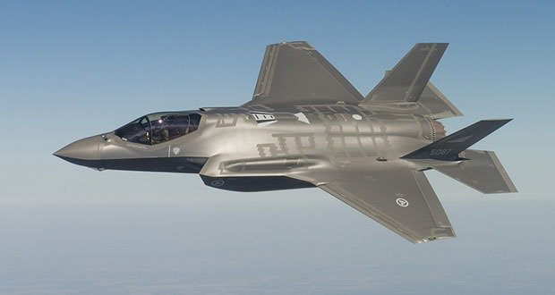 07. F-35 Fighter (USA)