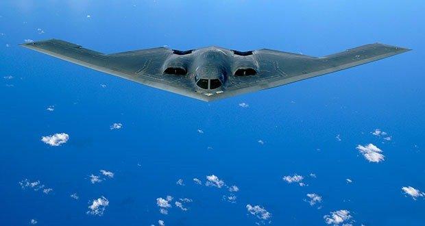 08. B-2 Spirit (USA