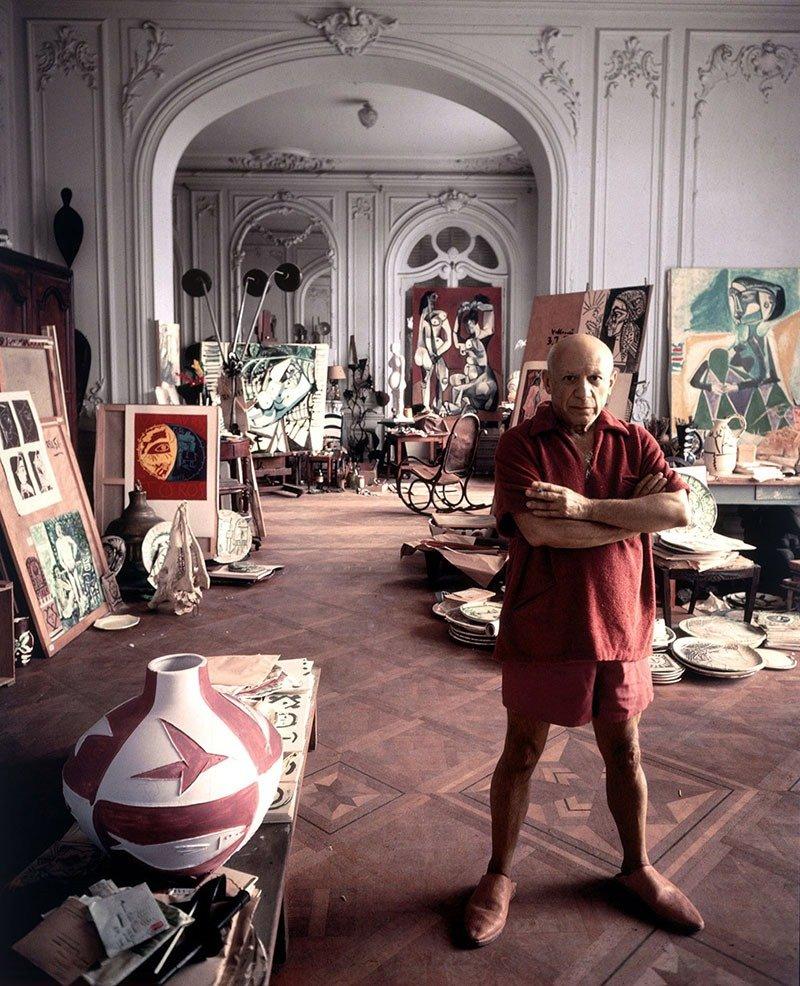 08. Pablo Picasso