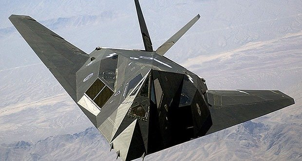 09. F-117 Nighthawk (USA)