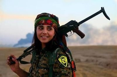 13. The Kurds -- fighting the good fight
