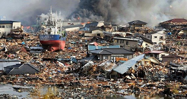 2011 Tohoku Earthquakes