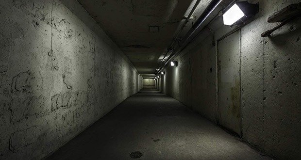 Pedestrian tunnels