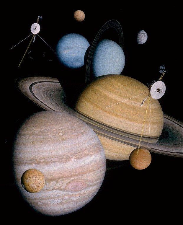 Voyager program