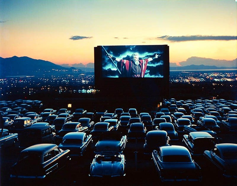 05. Drive-in theater