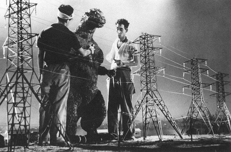 11. Godzilla