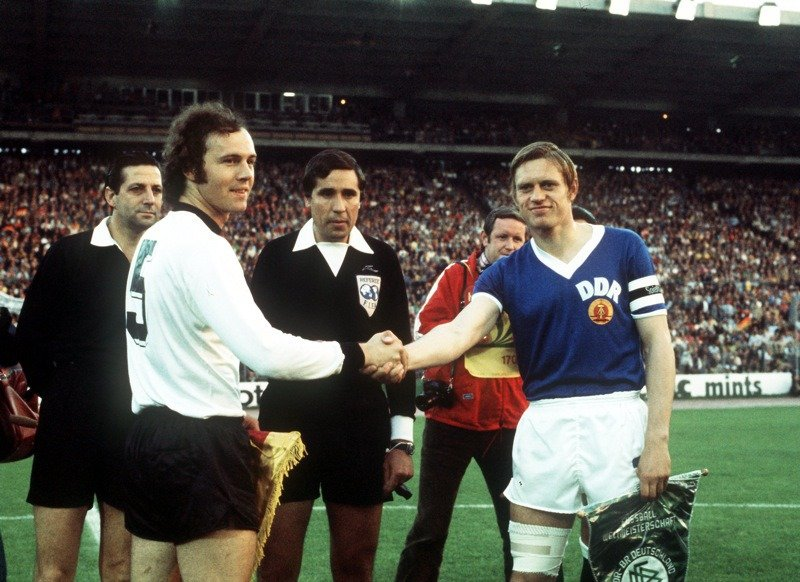 13. East vs West Germany