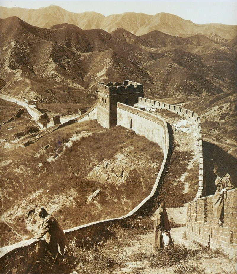 19. Great Wall of China
