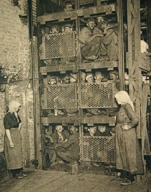 20. Coal miners