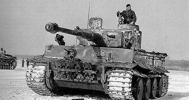 3-Tiger I