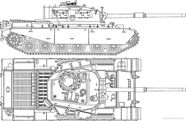 5-Centurion tank 2