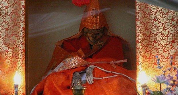 Buddhist Self-Mummification