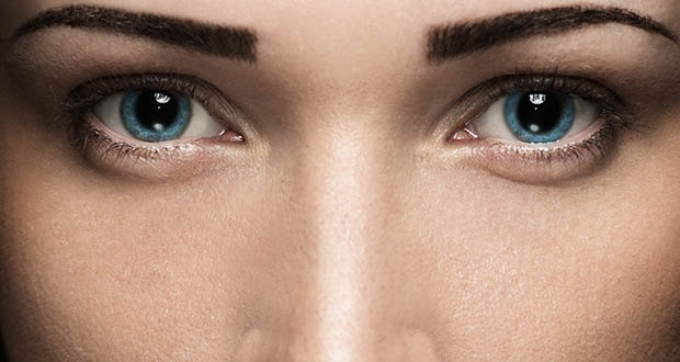 Attraction pupil dilation and What controls
