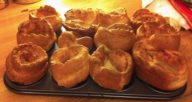 Fool proof Yorkshire puddings for my fellow Englishmen and women