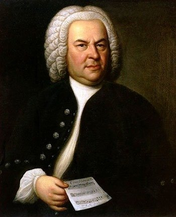 J. S. Bach English Suite No. 2 in A minor