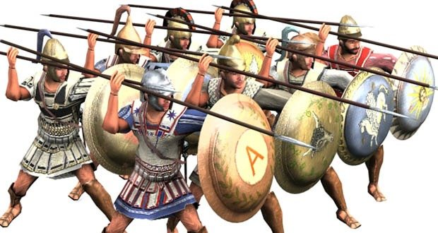 Levied Hoplites