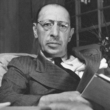Stravinsky Trois mouvements de Petrouchka