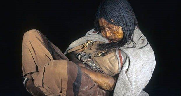 The Inca Child Sacrifices