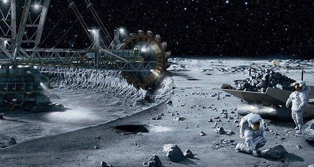 01. Asteroid Mining