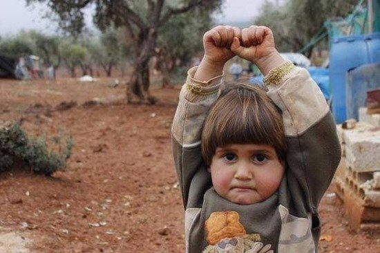 03. Syrian girl