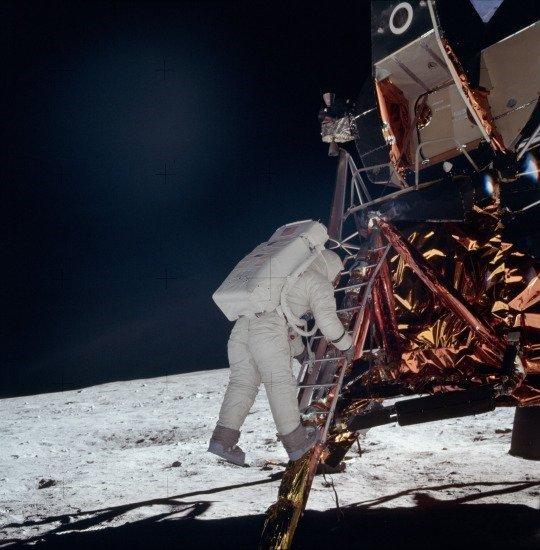 06. Buzz Aldrin