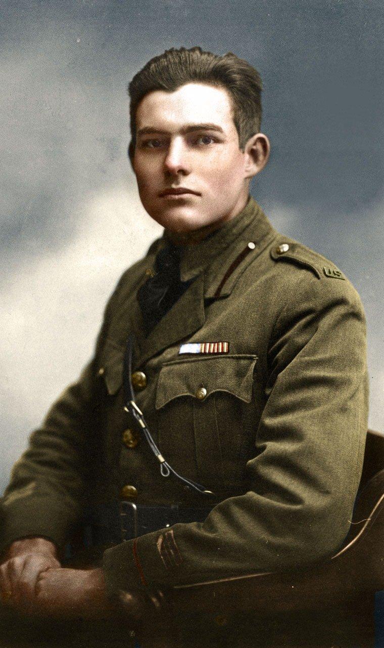 08. Ernest Hemingway