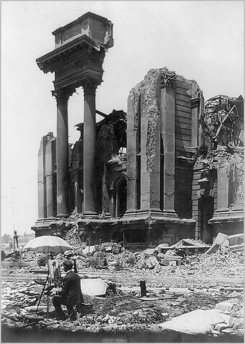 10. Ruins