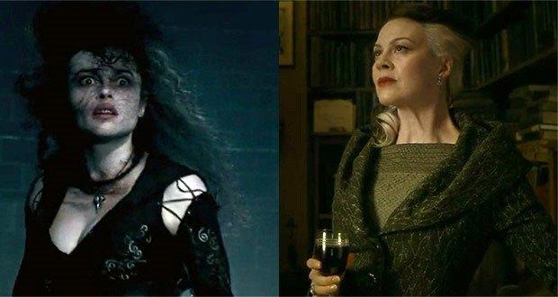 Bellatrix Narcissa