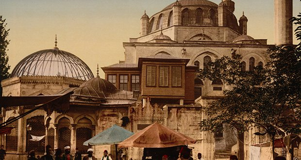 homosexuality in the Ottoman Empire was decriminalized in
