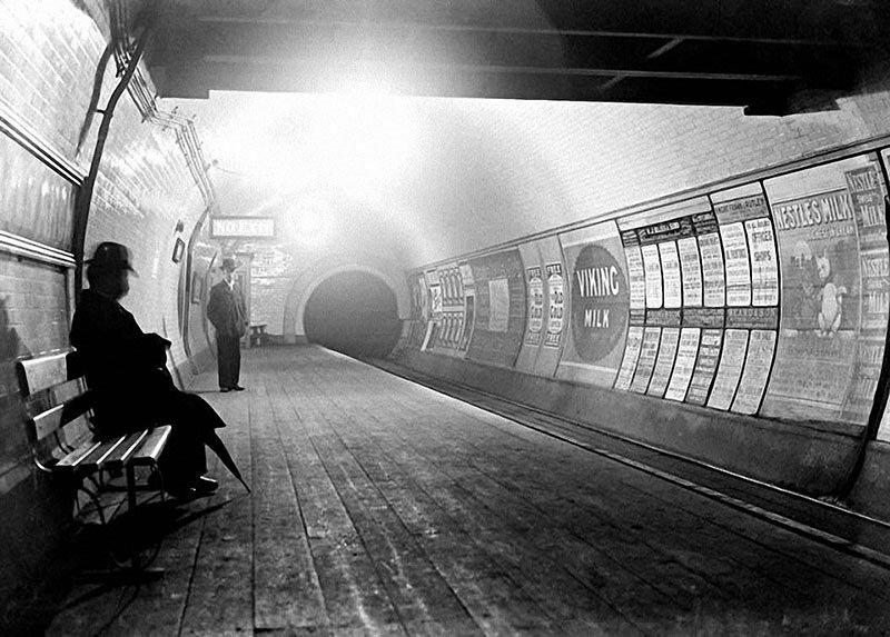 03. London Underground
