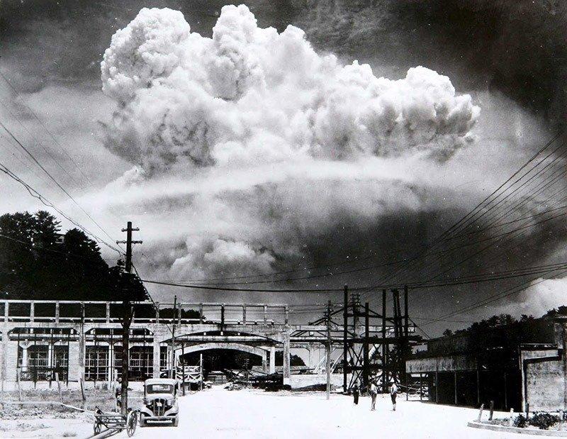 03. Mushroom cloud
