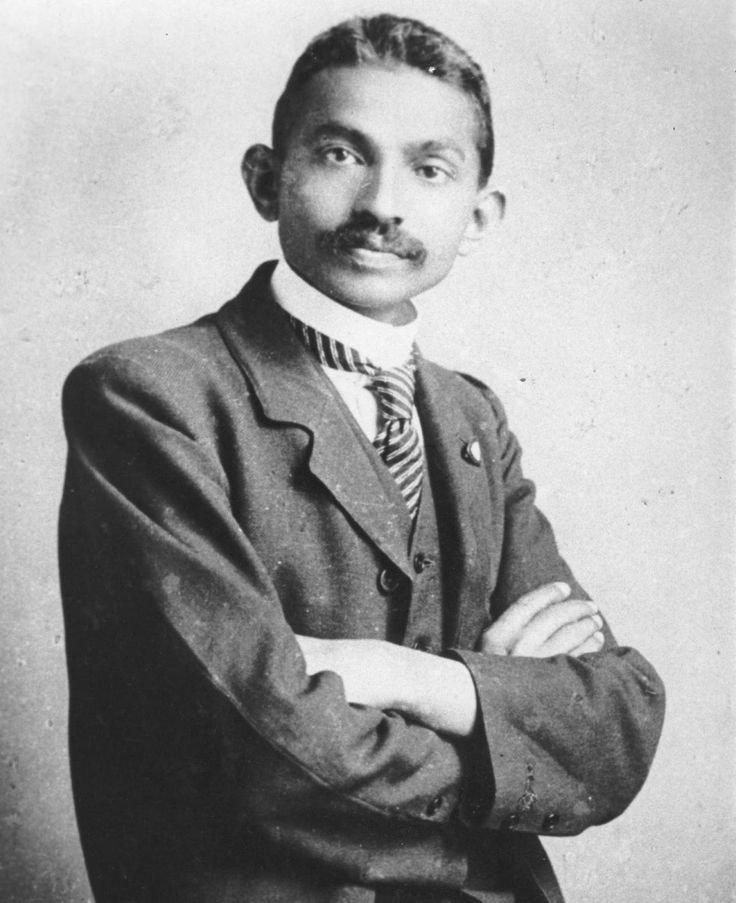 07. Gandhi